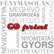Go Print - Árkád