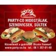Party-Co Hidegkonyha Rendezvényszolgálat