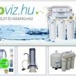 Víztisztító-vízszűrő áruház