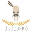 ökolurkó logó