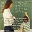 Kiss Erzsébet matematika-korrepetálás