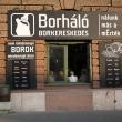 Borháló - Kőbánya utcafront Martinovics tér felől