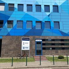 Fővárosi Vízművek Zrt. - Váci úti Központi Ügyfélszolgálat a Blue Cube Irodaházban