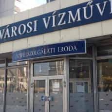 Fővárosi Vízművek Zrt. - Váci úti Központi Ügyfélszolgálat (Forrás: dhkzrt.hu)
