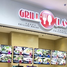 Grill Land - KöKi Terminál