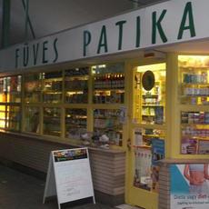 Füves Patika Biobolt - Kispesti Piac