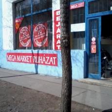 Mega Market Használt Ruha
