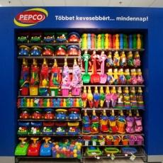 Pepco - KöKi Terminál