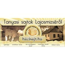 Tanyasi sajtok Lajosmizséről - Wekerlei Kispiac
