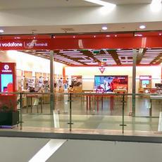 Vodafone - KöKi Terminál