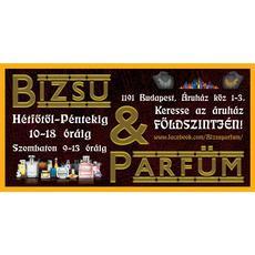 Zs&Sz Bizsu és Parfüméria - Kispesti Centrum Áruház
