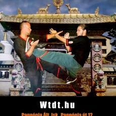 Önvédelem és Kung-fu oktatás Kispesten!