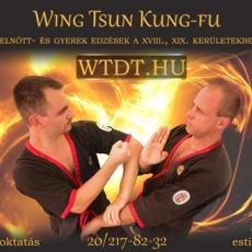 Wing Tsun Kung-fu Önvédelem és Kung-fu Oktatás - Kispest