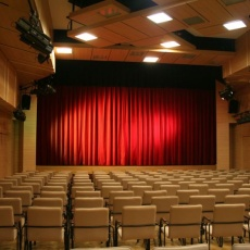 KMO - Kispesti Munkásotthon Művelődési Ház: Déryné színházterem