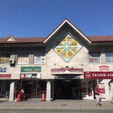Kispesti Piac Üzletház