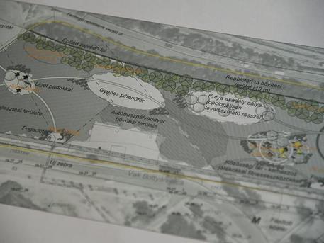 A terv (forrás: uj.kispest.hu)