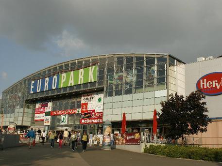 Az Europark átalakulása mindent vitt