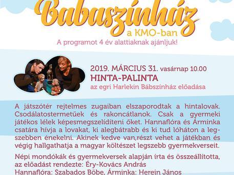 Babaszínház - Hinta-palinta