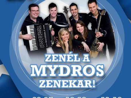 Görög est a Mydros együttessel