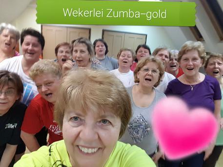 Wekerlei Zumba-gold minden hétfőn 17.45h-től
