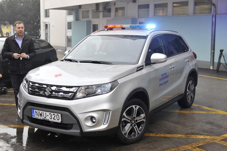 Az új autó (forrás: uj.kispest.hu)