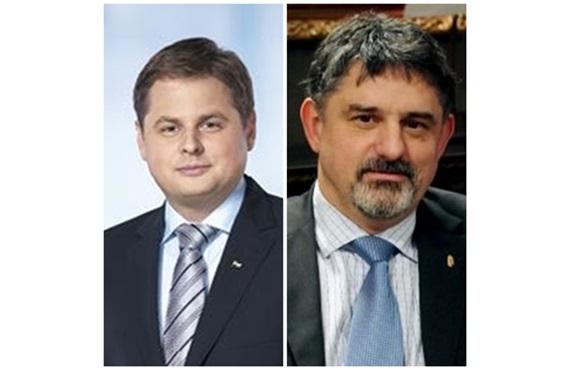 Földesi Gyula és Györhy István a Fidesz-KDNP jelöltjei Kispesten