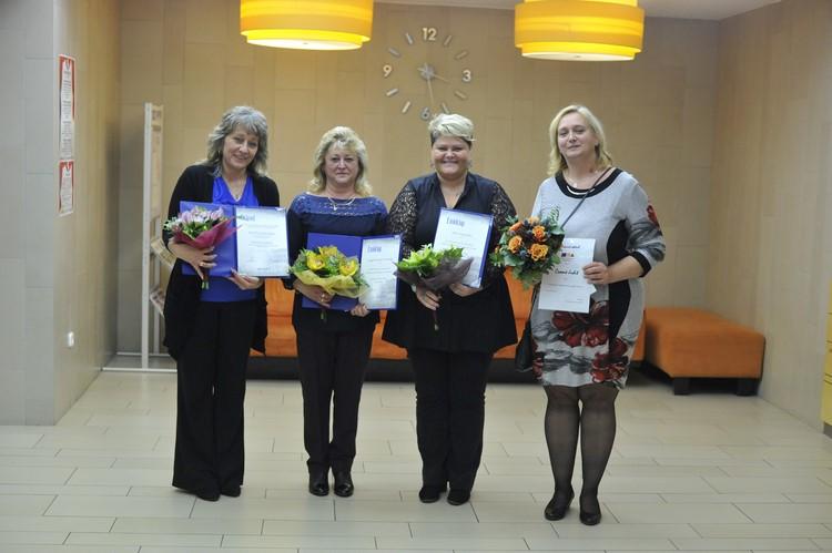 A díjazottak (forrás: uj.kispest.hu)