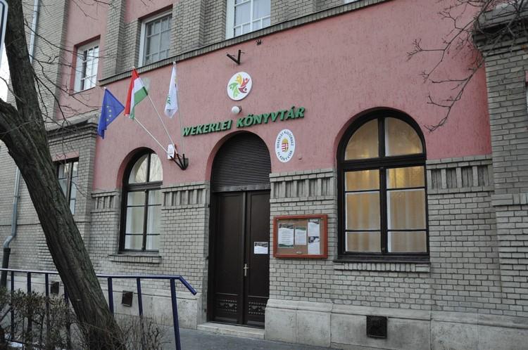Új helyen a könyvtár (forrás: uj.kispest.hu)